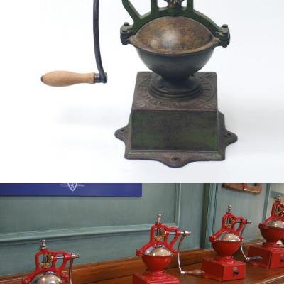Peugeot's Old-School Coffee Mills