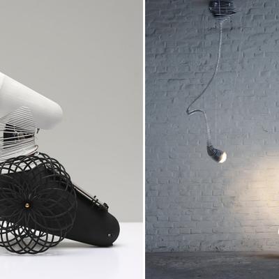 'Species of Illumination': Bob de Graaf's Living Lights