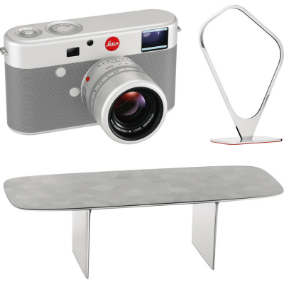 Sotheby's Has Posted the Catalog for Jony and Marc's (RED) Auction, Custom Leica Tops List with $750,000 Estimate