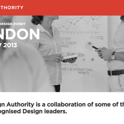 Introducing the Design Authority Summit, Reporting Live from London Tomorrow, Friday, November 15