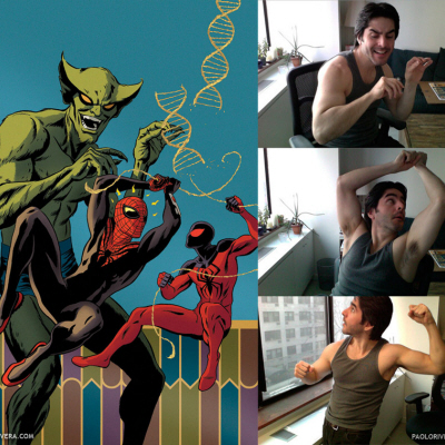 Afterschool Podcast with Don Lehman - Episode 12: Comic Book Artist Paolo Rivera