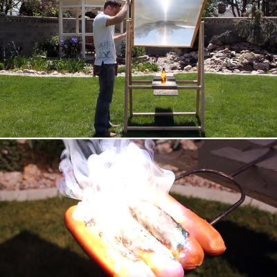 Grant Thompson's Insane 'Solar Scorcher'
