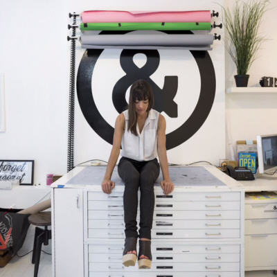 Like Knows Like Gets Into the Head of Graphic Design Superstar Jessica Walsh