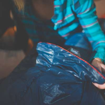 In the Details: Converting the Sleeping Bag into an Everyday Household Blanket