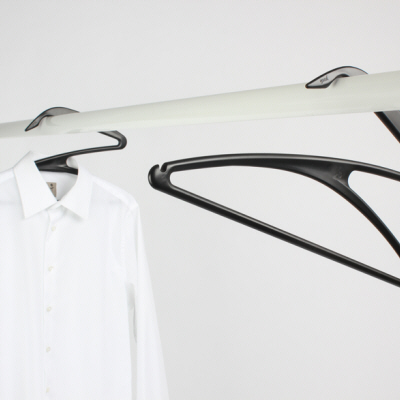 The Gazel Hanger Might Actually Make You Want to Hang Up Your Clothes