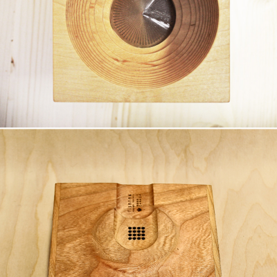 The Canadiano: Wooden You Like to Brew Some Coffee?