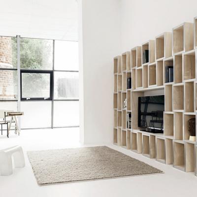 Reinier de Jong's MODULAR Shelves