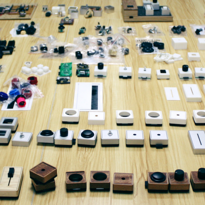 Palette Offers a Modular, Lego-like Device for All of Your Input Hardware Needs