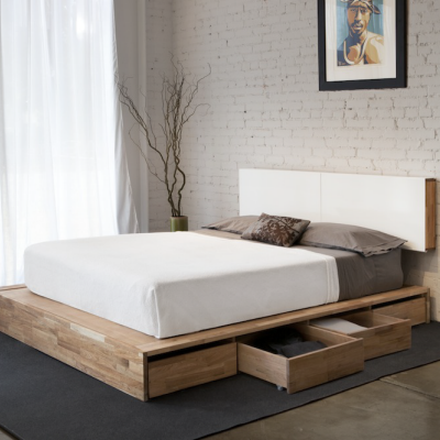 Bedroom Storage: Making the Most of the Under-Bed Space