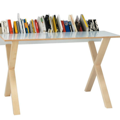 Design for Small Spaces: Desks with Storage
