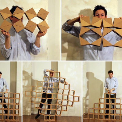 Professional Juggler Creates Crazy Hinge System