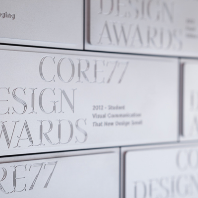 There's One Week Left to Submit Your Designs to the 2014 Core77 Design Awards (and Here's 10 Reasons Why You Should Enter)