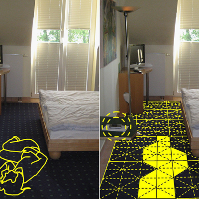 Future-Shape Turns Floorspace Into a Giant Touchscreen with Their Conductive Rug