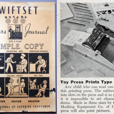 Throwback Thursday: Meet 'Cub,' The Original 'Little Printer'