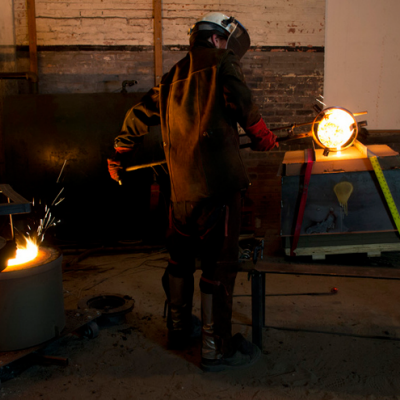 In the Details: Behind One Company's Decision to Use a Waste-Oil Furnace for Metal Casting
