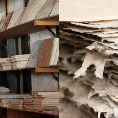 A Visit to Jungshi Handmade Paper Factory in Bhutan