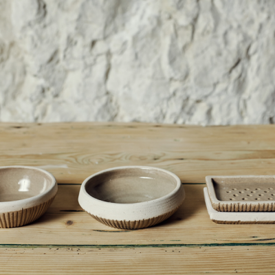 In the Details: Turning Stone Manufacturing Waste Into a Line of Housewares
