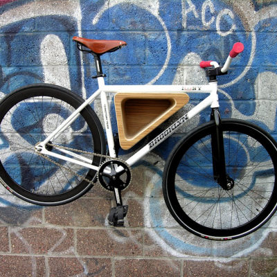 Designing for Bikes Stored on Walls