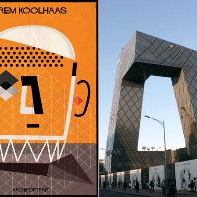 Archiportrait: Federico Babina Visualizes Famous Architects Using Bits and Pieces of Their Best Work