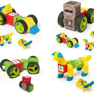 TinkerBots: Modular Robotic Toys a la Living Lego
