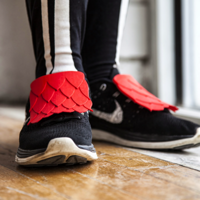 Reinventing the Wheel Shoe: Introducing, Pungas