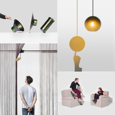 Milan 2014: ECAL Explores the Intersection of Media & Interaction and Industrial Design in 'Delirious Home'