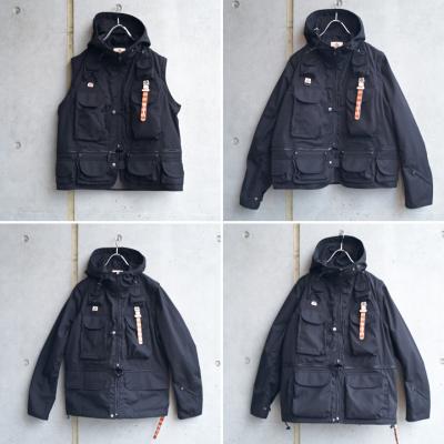 A Modular Jacket Design