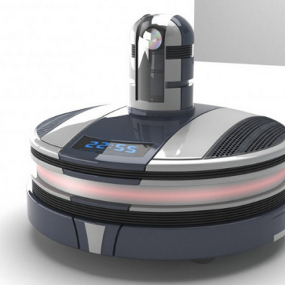 Archibot: The Plan-Printing Roomba for Architects and Contractors