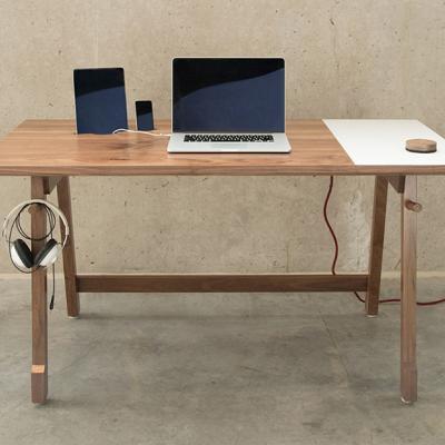Artifox's Simple, Elegant Desk 01, Designed for Modern-Day Needs