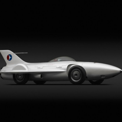Rare Concept Cars on Display: Atlanta High Museum of Art's Upcoming 'Dream Cars' Exhibition