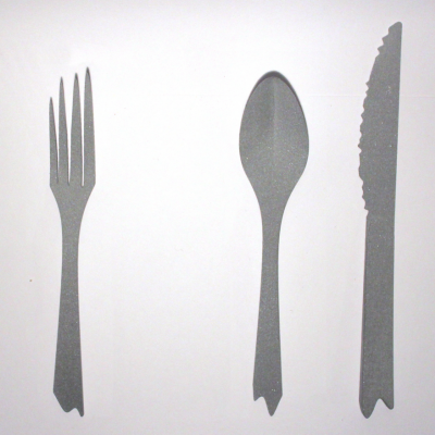 'Encoded Intonation': Turning Dinnertime Conversation into Bespoke Tableware