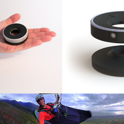 Another Ex-Apple Employee Product Start-up: CENTR and Their 360 Camera - Core77