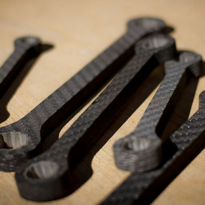 Lightweight Tools of the Future: CarbonLite's Carbon Fiber Wrenches