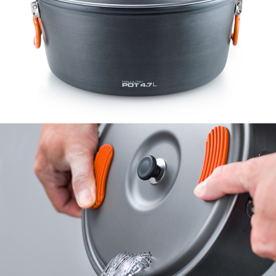 Clever Camping Cookware Designs