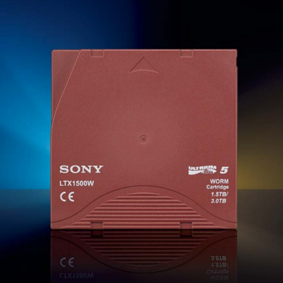 Sony Figures Out How to Store 3,700 Blu-Rays' Worth of Data--on a Single Cassette