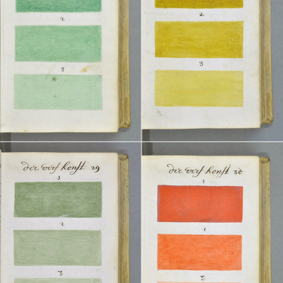 Throwback Thursday: Before Pantone, Color Aficianados Got Their Fix From This Centuries-Old Hue Mixing Manual