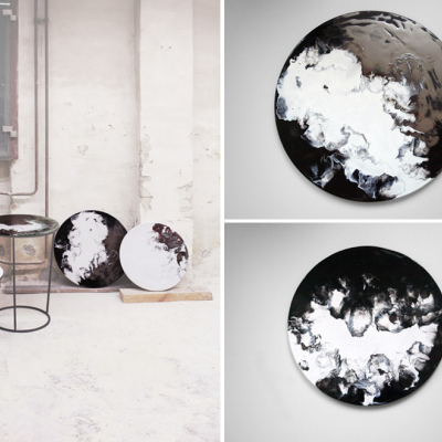 In the Details: How Elisa Strozyk Created the Remarkable Finishes for Her Line of Ceramic Tables