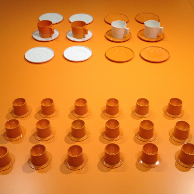 Fiskars 365, Part 3: Fiskamin, Beautiful Plastic Tableware from 1961