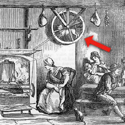 Disturbing History: Dogs Were Once Used to Power Kitchen Devices