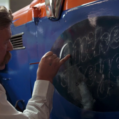 Get to Know the Sign Painters Behind the Art We Overlook Every Day, Documentary Style