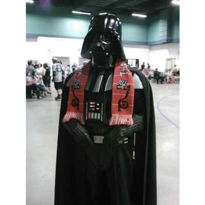May the Force Be-knit You
