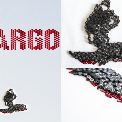 100 Different Ways to Reimagine Junked Bike Parts into Artsy, Pop Culture Posters