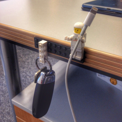 Cable Management via Lego