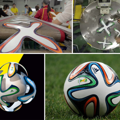 The Brazuca, Adidas' New World Cup Ball