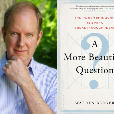 Book Review: A More Beautiful Question, by Warren Berger