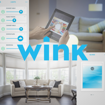 Internet of Things Coming to a Home (Depot) Near You: Wink Smart Home App to Launch with First Collection on Monday, July 7
