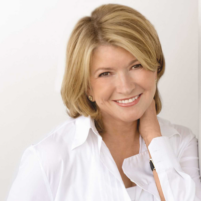 Martha Stewart Loves Drones