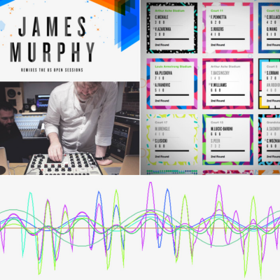 This Is Happening: James Murphy Remixing Tennis (the Sport), via IBM