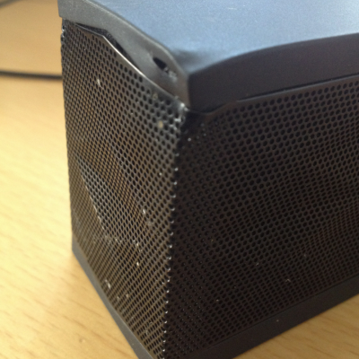 Objects I Use(d): The Suicide-Committing Jawbone Jambox