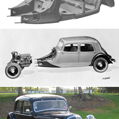 A Brief History of Citröen, Part 1: Ignoring War and Sabotaging Nazis on Their Way to Producing Funky, Iconic Cars